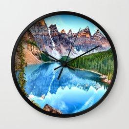 Deep Nature |I|I| Wall Clock