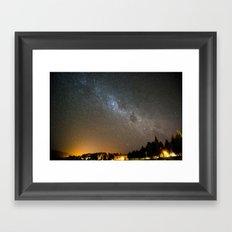 Milky Way 01373 Framed Art Print