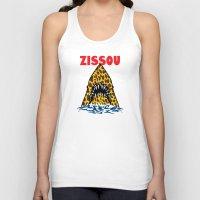 zissou Tank Tops featuring Zissou by Buby87