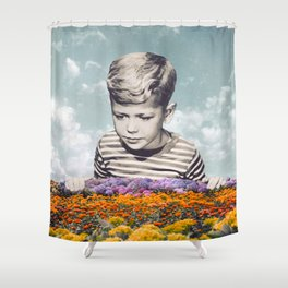 Flowerchild Shower Curtain