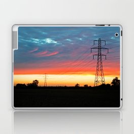 The Warmth Of Lincolnshire Laptop & iPad Skin