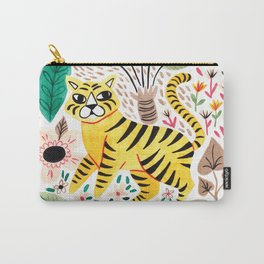 Tiger Jungle Carry-All Pouch