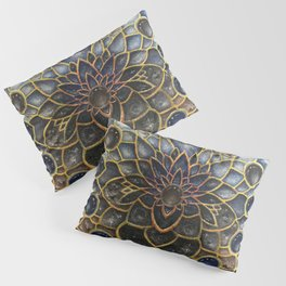 A Looking Glass Into Existence Pillow Sham