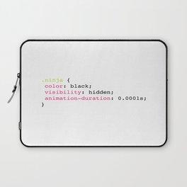 Coding Ninja Laptop Sleeve