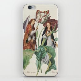 Beatific Botanical iPhone Skin