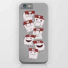 Woork Week Slim Case iPhone 6s