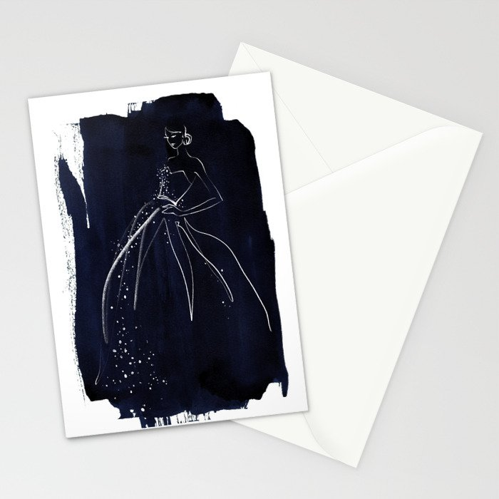 BLUE no. I Stationery Cards