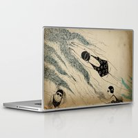 pool Laptop & iPad Skins featuring Pool by Agne Nananai