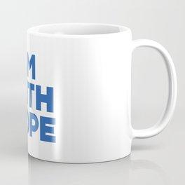 I'm With Her - I'm With Hope Coffee Mug