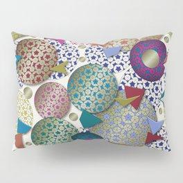 Penrose Tiling Inspiration Pillow Sham