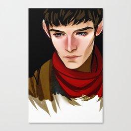 Merlin Canvas Print