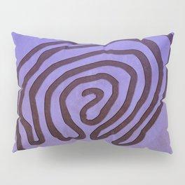 Tribal Maps - Magical Mazes #04 Pillow Sham