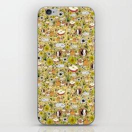 Guinea Pig Pattern iPhone Skin