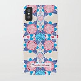 Cotton Rose iPhone Case