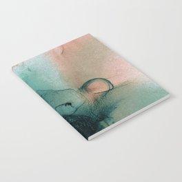 Blue Typhoon Notebook
