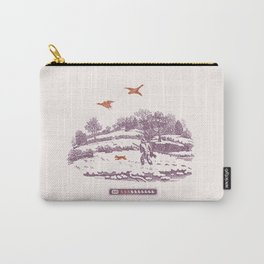 A Vintage Memory Carry-All Pouch