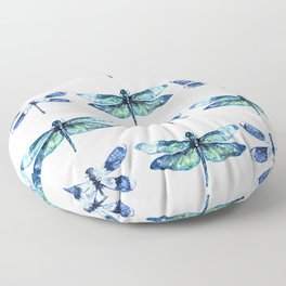 Dragonfly Wings Floor Pillow