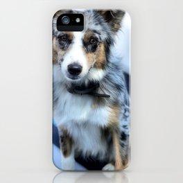 bEbE bLU iPhone Case