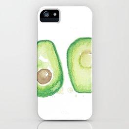 Avo Mate iPhone Case