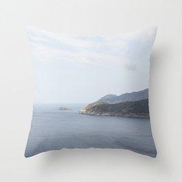 Cap Corse Throw Pillow