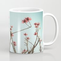 west coast Mugs featuring West Coast Nature 1 by Leah M. Gunther Photography & Design