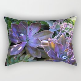 The Secret Life of Plants Rectangular Pillow