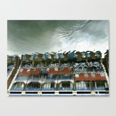 Something In The Water 25 Canvas Print