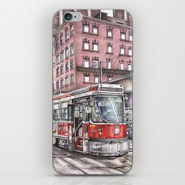 Spadina King iPhone Skin