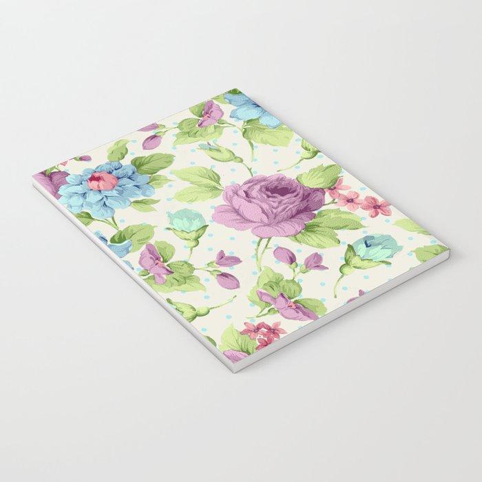 Hopeless Romantic - cream version Notebook
