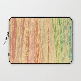 cascada de colores Laptop Sleeve