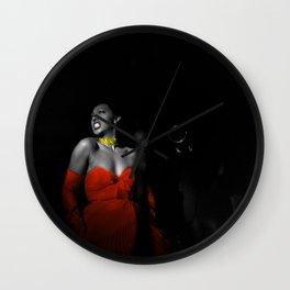 Josephine Baker Wall Clock