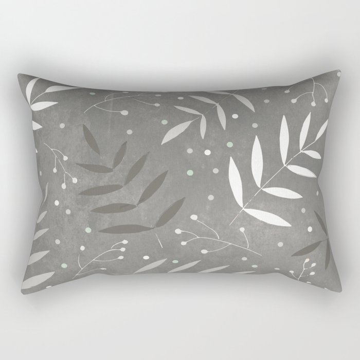 Wonderleaves Rectangular Pillow