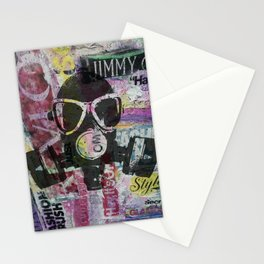 Don't Mask Your Passion For Fashion Stationery Cards