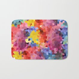 Cristal Watercolor Bath Mat