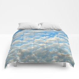 POPCORN CLOUDS Comforters