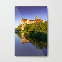 Sigmaringen Castle Metal Print