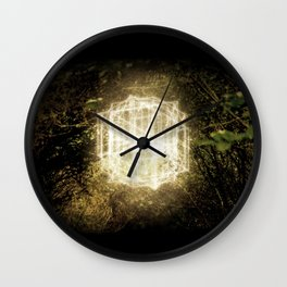 Tesseract - CAT Wall Clock
