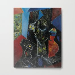 Max Ernst Oiseaux Metal Print