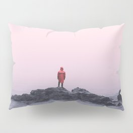 Lake Superior Minnesota Cinematic Vibes Pillow Sham
