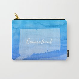 Sweet Home Connecticut Carry-All Pouch
