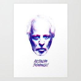 jodorowsky Art Print