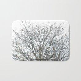 Bare Branches Bath Mat