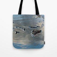 Drowning Leaves Tote Bag