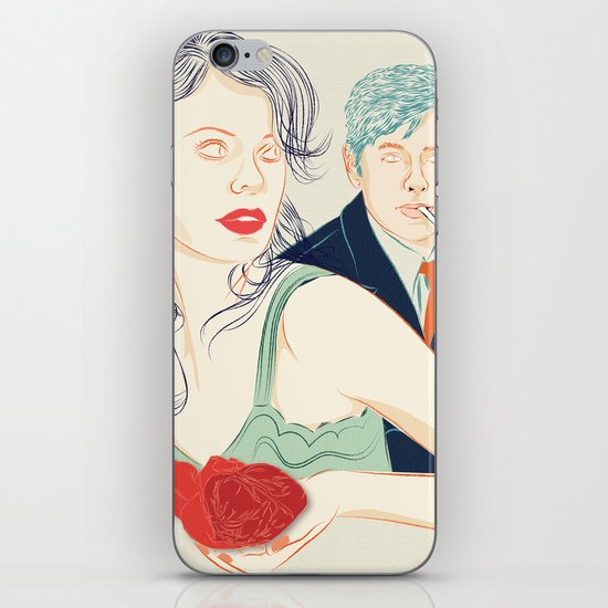 Better Off iPhone & iPod Skin