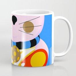 Keko: The Cat Illustration Coffee Mug