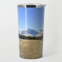 left hand lake, Colorado Travel Mug