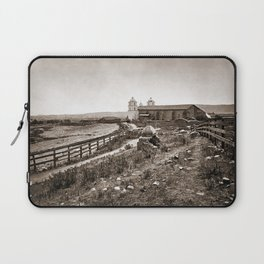 Mission Santa Barbara Laptop Sleeve