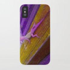 d o w n w a r d f a c i n g Slim Case iPhone X