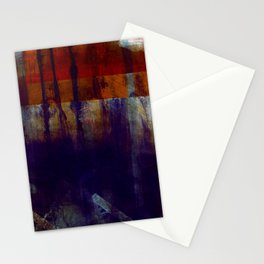 mercurial + caustic Stationery Cards