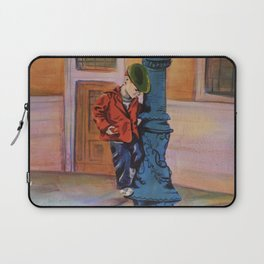 Singing in the rain, the early years Laptop Sleeve
